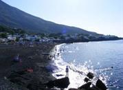 Spiaggia di Ficogrande - Stromboli