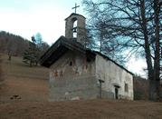 Chapel of St. Andrew and James - Bardonecchia