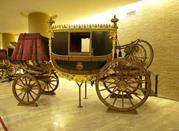 Musei Vaticani: Padiglione delle Carrozze - Roma