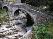 Torrente Ayasse e i suoi ponti - Pontboset