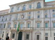 Palazzo Doria Pamphilj - Roma