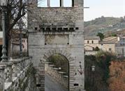 Porta Tufilla - Ascoli Piceno