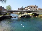 Antico Ponte Romano  - Rieti
