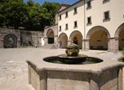 Santuario S.Maria dei Lattani - Roccamonfina