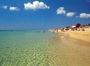 Spiaggia di Pescoluse - Salve