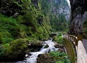 Serrai di Sottoguda - Rocca Pietore
