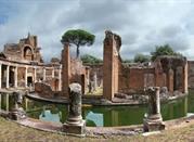 Villa Adriana: Peristilio Detto Cortile delle Biblioteche - Tivoli