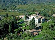 Villa Bianchi Bandinelli o Villa di Geggiano - Castelnuovo Berardenga