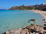 La spiaggia Rena Bianca - Santa Teresa di Gallura