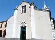 Chiesa di San Giorgio - Moneglia