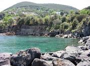 La spiaggia del Bagnitiello - Casamicciola Terme