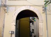Porta Sant'Antonio Abate - Campobasso