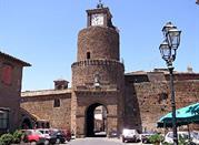 Torre Porta Orologio  - Barbarano Romano