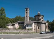 La chiesa di Madonna di Campagna - Verbania