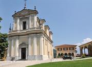 Chiesa parrocchiale santi Giovanni Battista e Martino - Borno