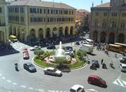 Piazza Dante - Imperia