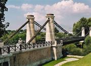 Ponte Pensile o Borbonico - Minturno