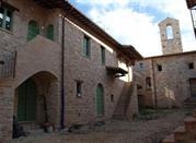 Castello di Gallano ruderi - Valtopina