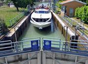 Conche di navigazione sul Brenta - Stra'