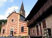 Chiesa di San Giovanni Battista - Stroppo