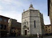 Il Battistero di San Giovanni in Corte - Pistoia