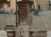 Fontana a due cannoli - Villafrati
