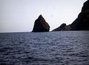 Faraglione di Punta Tracino - Pantelleria