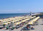 Spiaggia Sirenetta Marina Romea - Marina Romea
