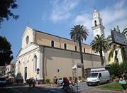 Chiesa di Sant'Antonio abate - Diano Marina