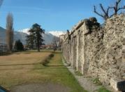 Cinta Muraria Romana - Aosta