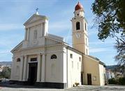 Santuario di Nostra Signora della Rovere - San Bartolomeo al Mare