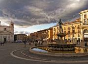 Piazza del Duomo - L'Aquila