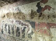 La tomba della quadriga infernale - Sarteano
