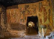 Mitreo in grotta naturale  - Sutri