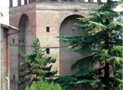 Torrione Farnese - Castell'Arquato