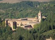 Abbazia di Monte Oliveto Maggiore - Asciano
