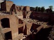 Palatino: Domus Flavia - Roma