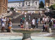 Piazza di Spagna - Roma