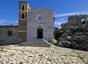 Santuario della Madonna della Rocca - Tolfa