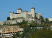 Rocca di Spoleto - Spoleto