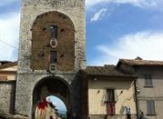 Museo della Maiolica a lustro Torre di Porta Romana - Gubbio