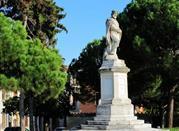 Statua di Giuseppe Garibaldi - Lendinara