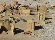 Mozia - zona archeologica fenicio-punica - Marsala