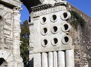 Sepolcro di Marco Virgilio Eurisace - Roma