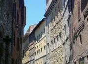Palazzo Bichi-Ruspoli Banchi di Sopra 56 - Siena