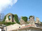 Castello di Terranova ruderi - Arpaise