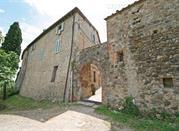 Porta e Borgo Fortificato - Murlo