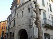 Porta Leoni (Porta San Fermo) - Verona