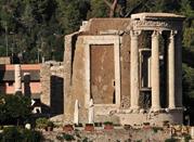 Tempio della Sibilla - Tivoli