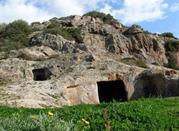 Necropoli Montessu - Narcao